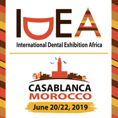 IDEA (INTERNATIONAL DENTAL EXHIBITION AFRICA) CASABLANCA MAROCCO, DAL 20 AL 22 GIUGNO 2019. (2)