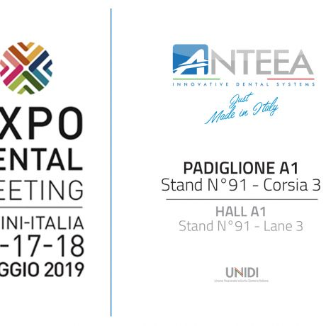 EXPODENTAL MEETING RIMINI 16-17-18 MAY 2019